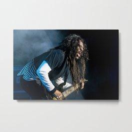 Korn Metal Print
