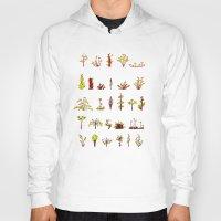 plants Hoodies featuring Plants plants plants by Pol Clarissou