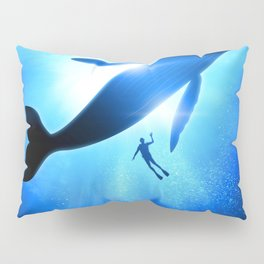 OCEAN TRIP VII Pillow Sham