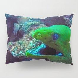 Moray Eel Pillow Sham