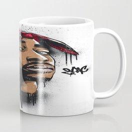 Tupac's Potrait Coffee Mug