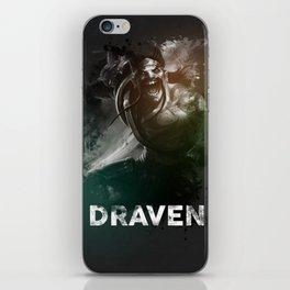 League of Legends DRAVEN iPhone Skin