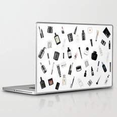 The Black & White shelf Laptop & iPad Skin