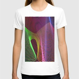 lines and patterns 4 T-shirt