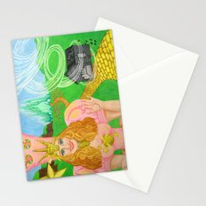 Good Witch Stationery Cards