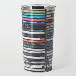 CD Collection Travel Mug