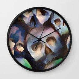Veritas nunquam perit Wall Clock