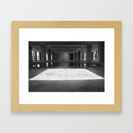 re: Space Framed Art Print