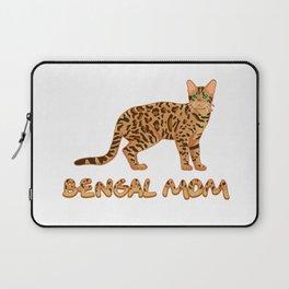 Bengal Mom Laptop Sleeve