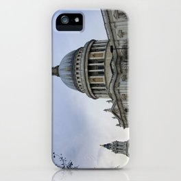 St Paul's Cathedral by Giada Ciotola iPhone Case