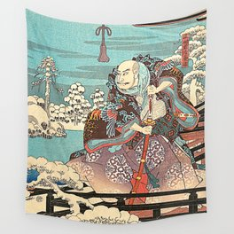 Hiroshige Wall Tapestry