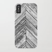 antique iPhone & iPod Cases featuring Antique Wood by Patterns and Textures