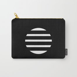Blinding Sun White Carry-All Pouch