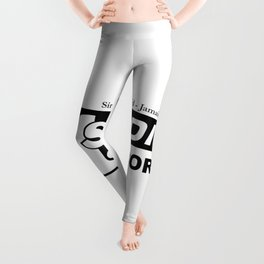 Studio One - Sir Coxsone Dodd (Common Style) Leggings