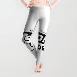 Studio One - Sir Coxsone Dodd (Common Style) Leggings