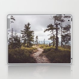 Over the mountains and through the woods Laptop & iPad Skin