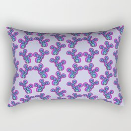 Cacti Cuties Rectangular Pillow