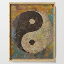 Yin Yang Serving Tray