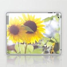 August Sunflower Laptop & iPad Skin