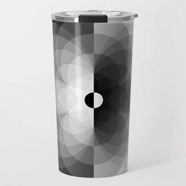 Modern Yin Yang Travel Mug