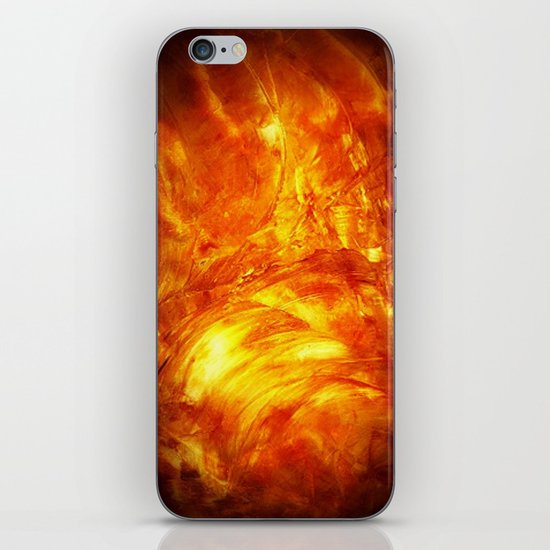Surface Of The Sun - Leo - Science - Hipster - Hot iPhone & iPod Skin