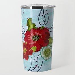 Roses VII Travel Mug