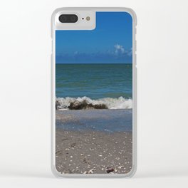 Pirate's Smile Clear iPhone Case