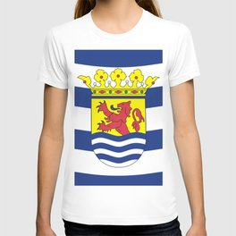 Flag of Zeeland T-shirt