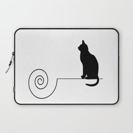 les chats #4 Laptop Sleeve