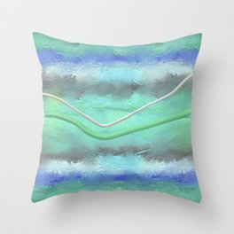 Cooling Trend Throw Pillow