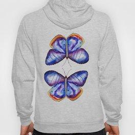 Butterflies meditation Hoody