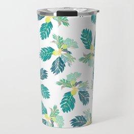 Breadfruit 'Ulu Pattern Travel Mug