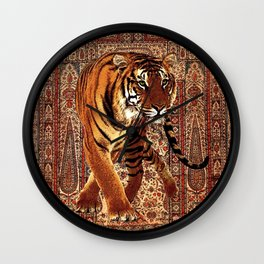 Shere Khan - Rudyard Kiplings Jungle Book Wall Clock