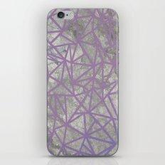 Ab Marb Magenta iPhone & iPod Skin