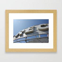 Capitol Records Framed Art Print