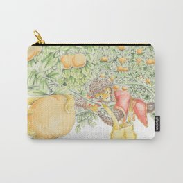 Reaches for Peaches Carry-All Pouch