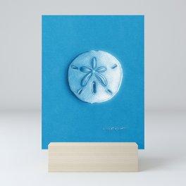 Sand Dollar! Mini Art Print