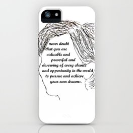 HRC iPhone Case
