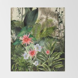 Paradise Lost Throw Blanket