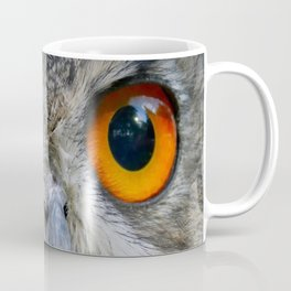 Owl Close up Coffee Mug