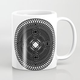 Four Corners of the Globe Coffee Mug