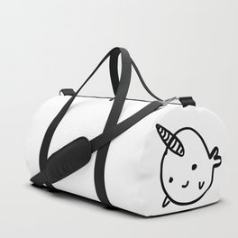 BIG BUDDY NARWHAL Duffle Bag