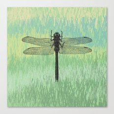 Dragonfly ~ The Summer Series Canvas Print