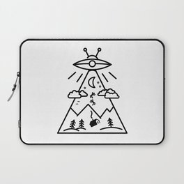 They Want Us Laptop Sleeve
