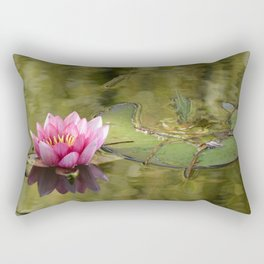 Reflections of Beauty Rectangular Pillow