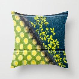Detail work No.1 Throw Pillow
