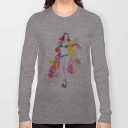 Rainbow Fashion Long Sleeve T-shirt