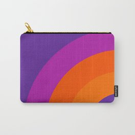 Grape Bow Carry-All Pouch