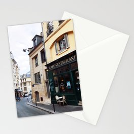 Cafe Restaurant Stationery Cards