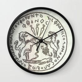 talisman Wall Clock